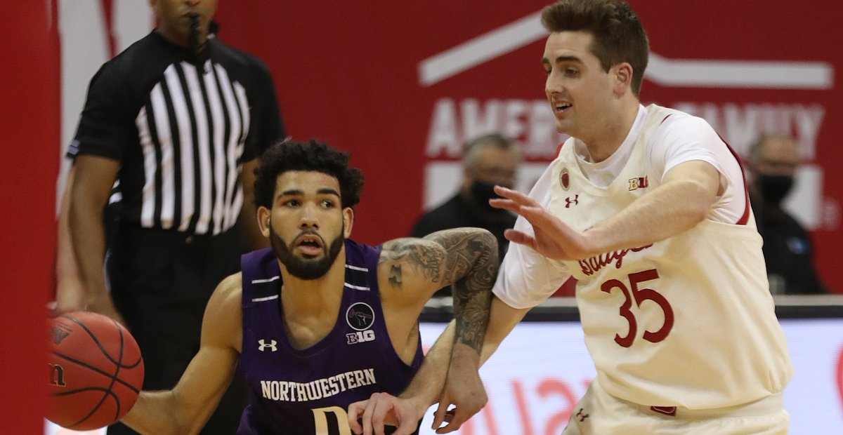 Film Room: How the #Badgers shut down Northwestern in the second half and some of the subtle ways Tyler Wahl contributed during his career night.   (VIP)