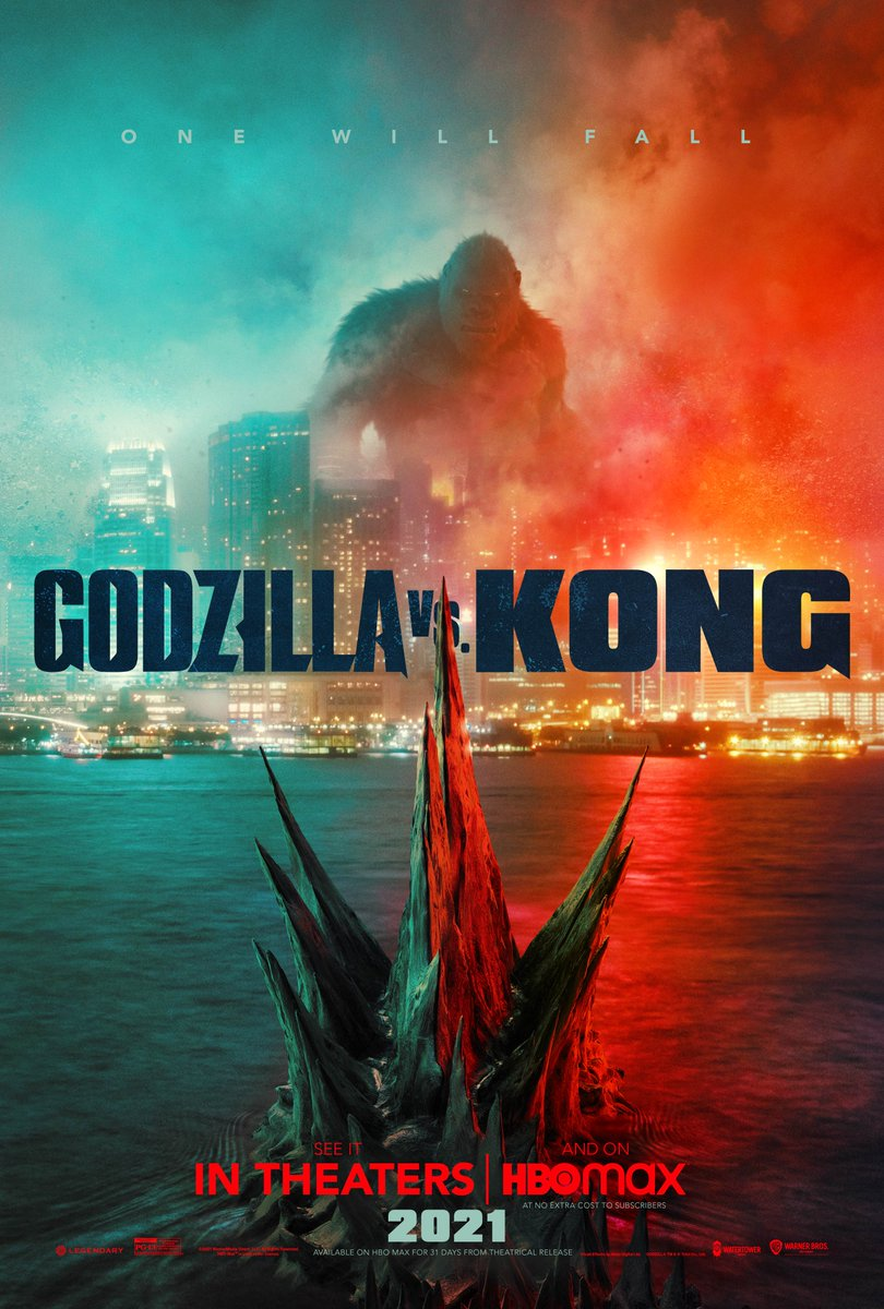 The first trailer for Godzilla vs. Kong will be with us this Sunday  @Legendary #GodzillavsKong #GodzillavsKong #Kong