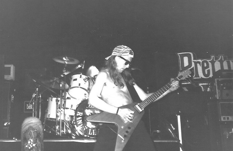 #ThrowbackThursday   Opening for @PBF323, 1991   at The Stone, San Francisco