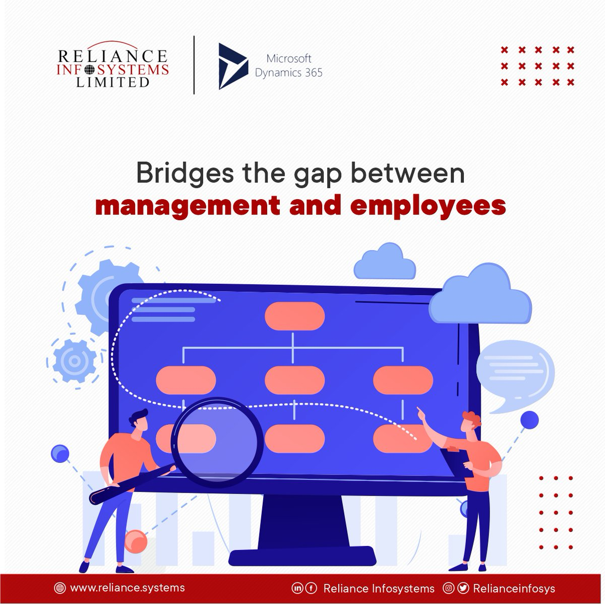 Simplify all routine HR processes by supervising of your employees, monitoring leaves and absences, visualization of data, securing data management and managing user access and security with ease.. Let's bridge the gap. Call us  #ThursdayMotivation #staysafe #Throwbackthursday