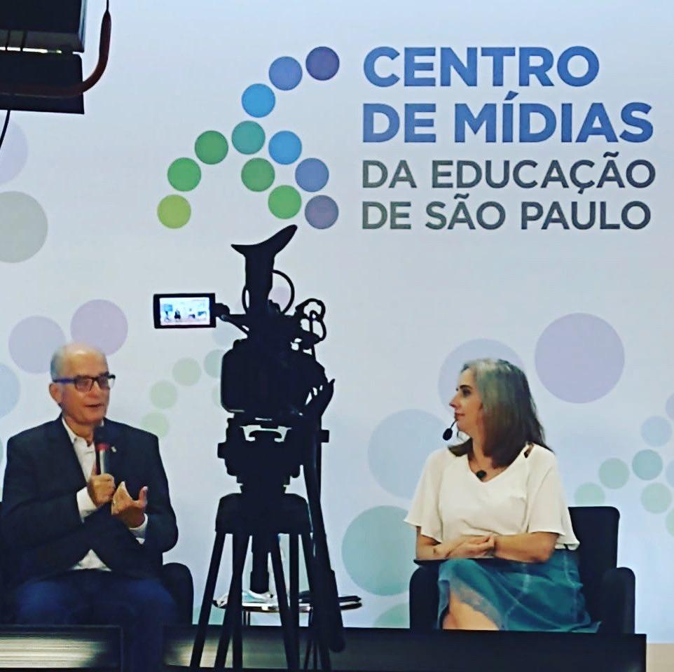 Curso de Formação de Gestores das 415 escolas do Programa de Ensino Integral da Secretaria de Educação de São Paulo. Com este novo grupo de escolas,em 2021,serão 1079 escolas de educação em tempo integral, 21% das escolas estaduais, a maior rede de escolas integrais do país.
