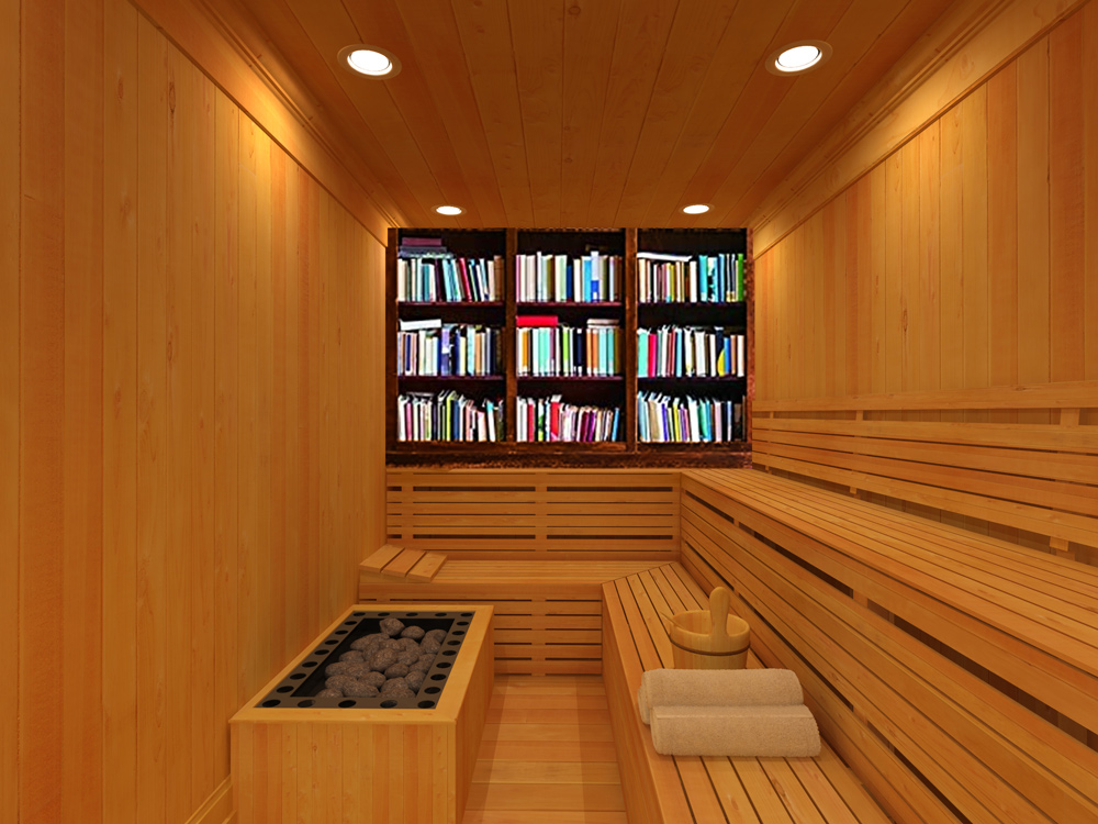 "Tracyton Library Installs Sauna for New 'Hot Reading"" Program https://t.co/pqqJmKG6zt"