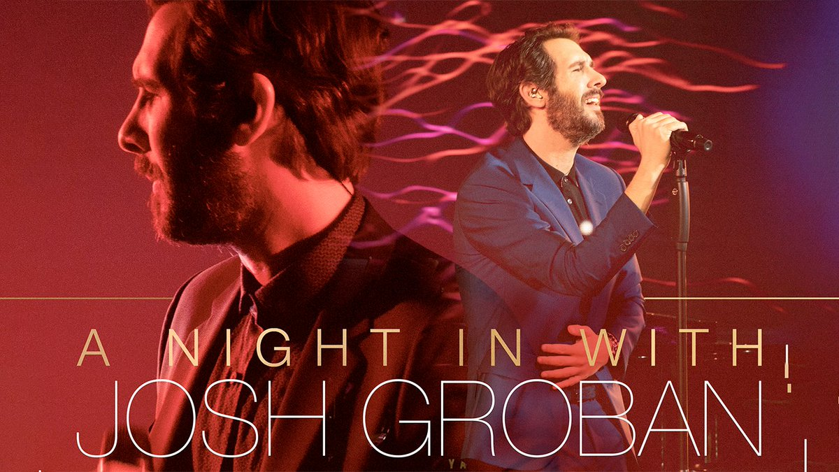 A way to score some *major* romance points this Valentine's Day ... 💘 #JoshGroban