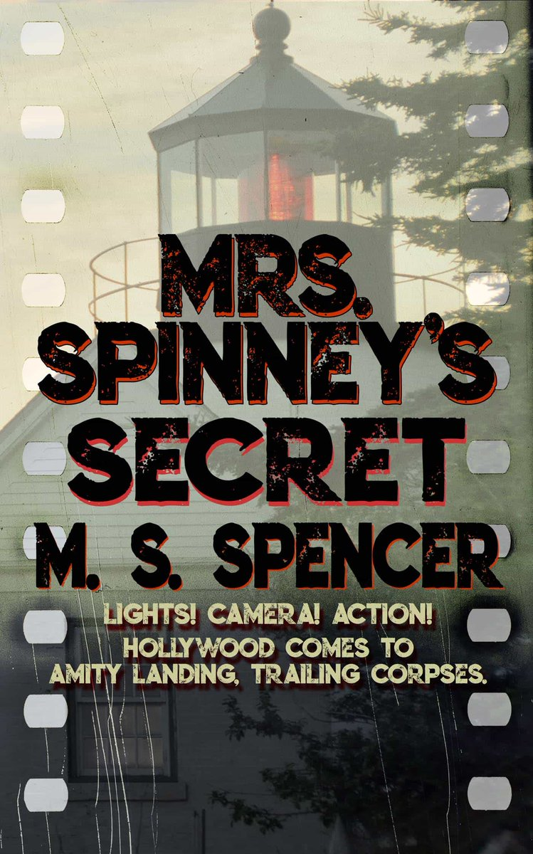 The trail leads them to long-held secrets of the worst naval defeat of the American Revolution—including betrayal, murder, and a lost hoard of English gold. Mrs. Spinney's Secret by @msspencerauthor is a New Year New Books Fete pick   #cozymystery #giveaway