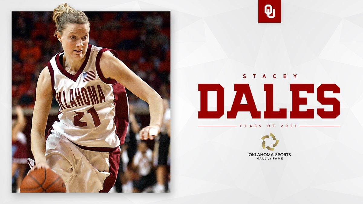 Dales, Kalsu named to Oklahoma Sports Hall of Fame. ➡️ bit.ly/21okshof #BoomerSooner