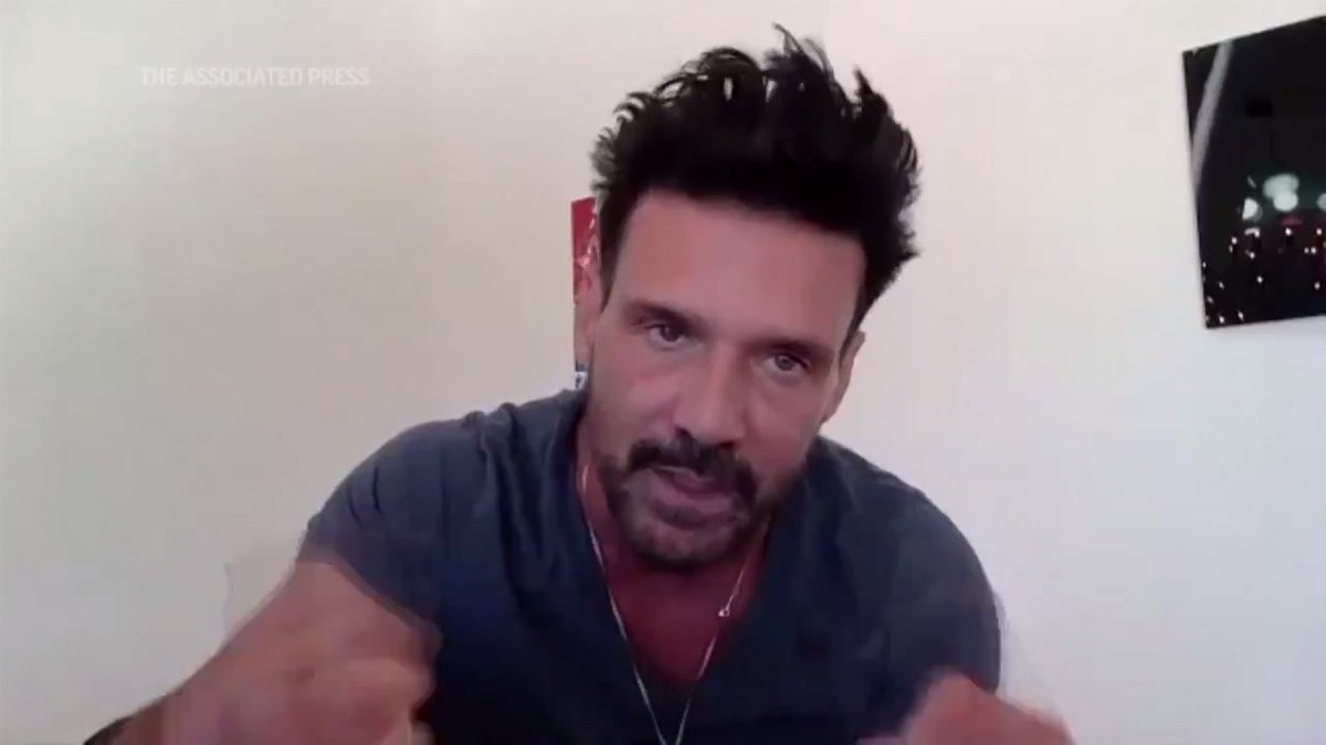 "Producer and star Frank Grillo says the border drama ""No Man's Land"" shares a human story rather than focus on the politics of immigration."