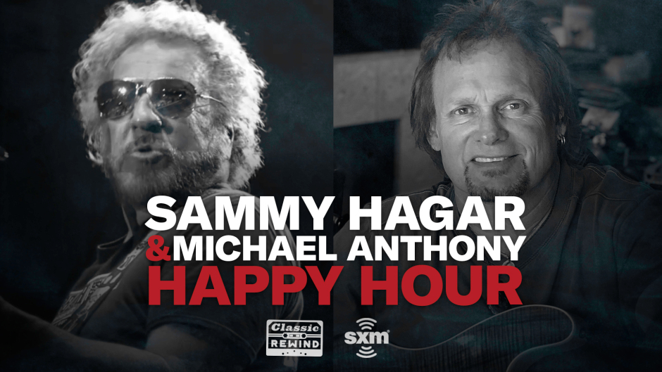 Celebrate the release of @sammyhagar and the Circle's new album 'LOCKDOWN 2020' with an exclusive Guest DJ special on Classic Rewind today, Jan. 21 at 5pm ET. Details: