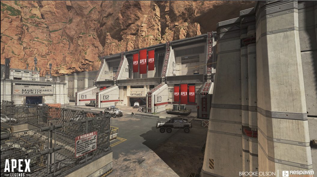*MAP UPDATE* Fuse will have a new location that will replace Slum Lakes or Artillery                                                       #apexlegends #likeforlike #followforfollow #gaming #console #apex #twitch #smallstreamer #rt