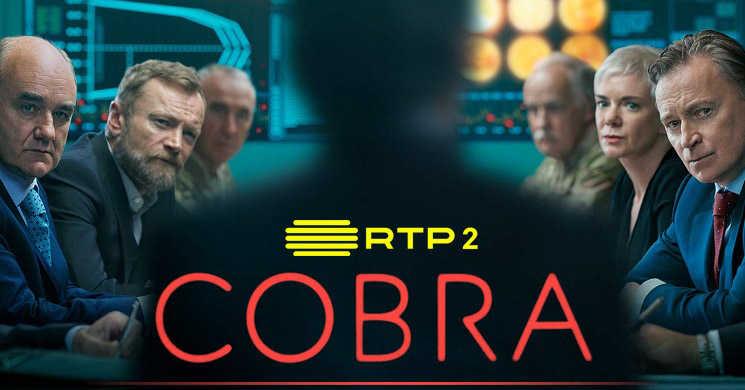 """""""COBRA"""": Minissérie britânica estreia esta noite na RTP2 Um thriller político de seis episódios.  22 de janeiro, às 22:00h. #COBRA #séries #RTP #BenRichards #RobertCarlyle  #VictoriaHamilton  #RichardDormer"""
