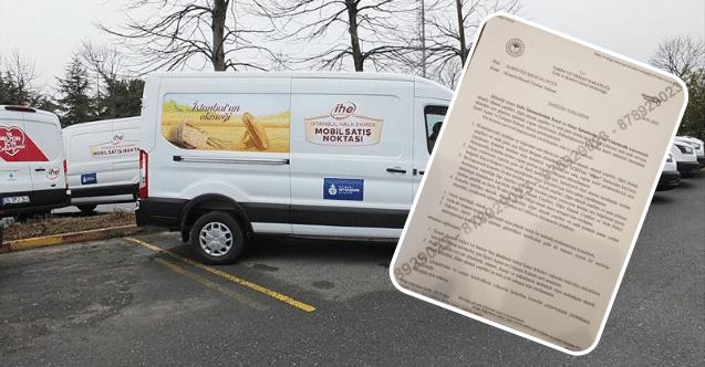 Tarım ve Orman Bakanlığı, İBB'nin mobil büfeler ile ekmek satışını yasaklayan genelge yayınladı. https://t.co/ppIBrg9CLZ
