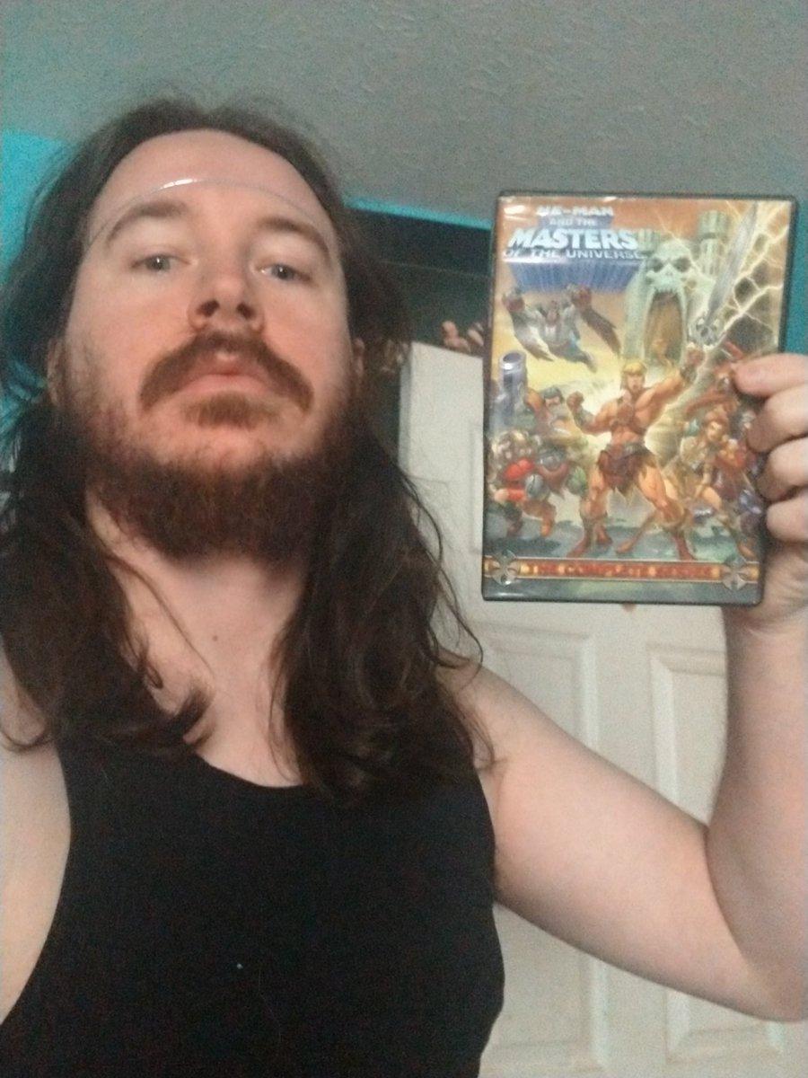 By the power of Grayskull! I have the power... of #Nostalgia (circa 2002) #TransformersArmada #HeMan #MastersOfTheUniverse #Toonami
