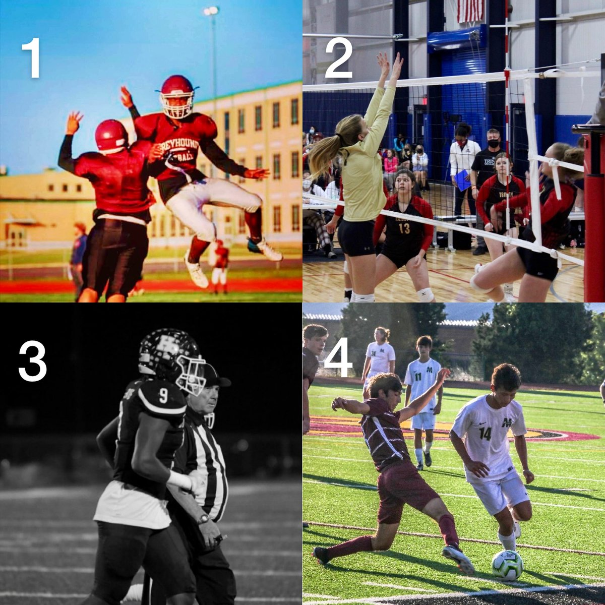 It's the FINAL countdown 😤 #POTW  Comments the @ of your favorite picture in the comments to vote for who wins this weeks #POTW  Post with #POTW on the Sports Thread App to be featured ⬇️⬇️  1. @19xFire 2. @AshlynVolley 3. @ReaganLemons9 4. @LoganRFolk