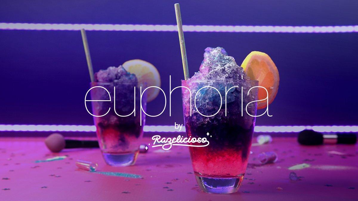 El mejor trago para mirar el nuevo especial de #Euphoria es #Razelicioso 🤤. Pre-estreno exclusivo #HBOGOLA - 22 de enero , 8 PM 🇲🇽 8 PM 9 PM 🇨🇴. 23 HS 🇦🇷 - ESTRENO, 24 de enero en @HBOLAT⚡