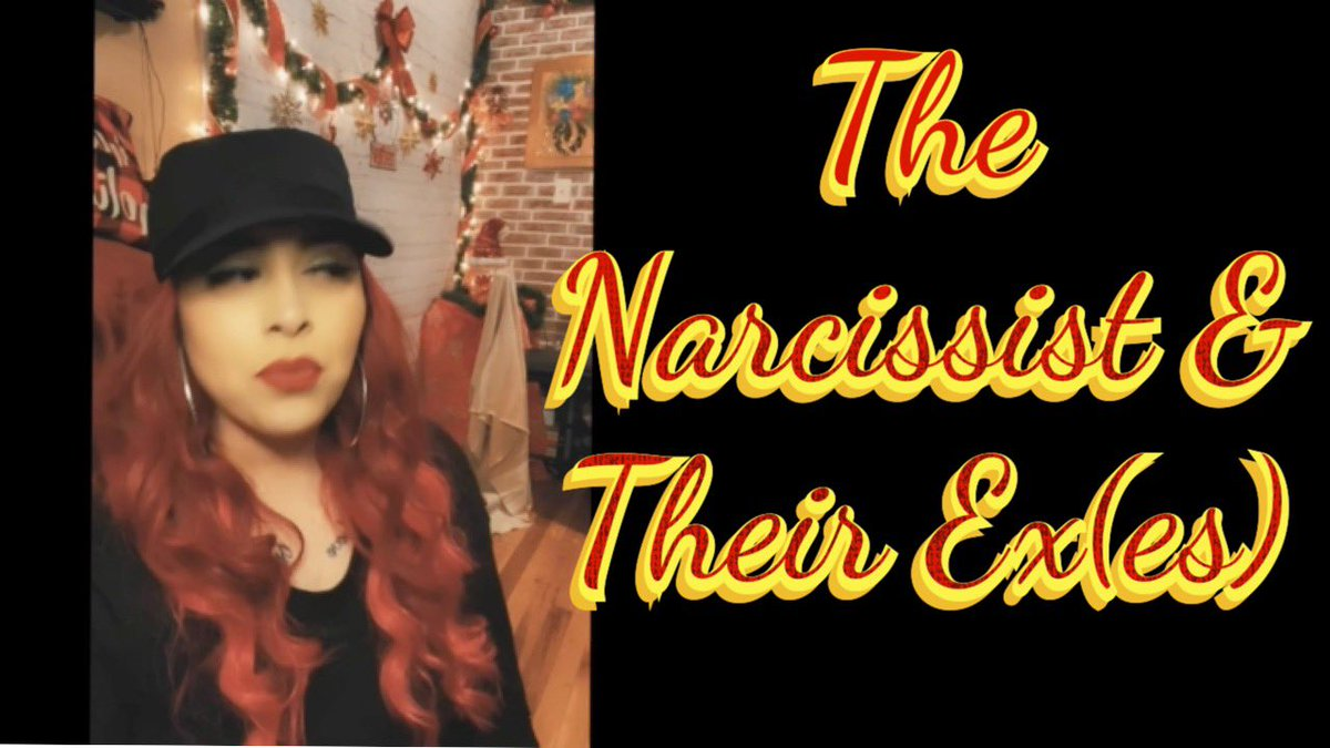 If you've ever dealt with a #Narcissist or #Toxic person, you'll see they have connections with exes/ppl of their past. Learn in this video, why. #narcissistabuse #mentalhealth #MentalHealthMatters #narcissism #abuse #relationships