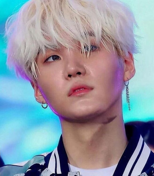 Thank you YoonGi for being our comfort, joy and happines, for being our Artist, Rapper and producer. thanks for all the great music the best lyrics and greatest performances .. for being the amazing human being you're #8yearswithSUGA #8yearswithyoongi #윤기가_우리의음악이된지_8년