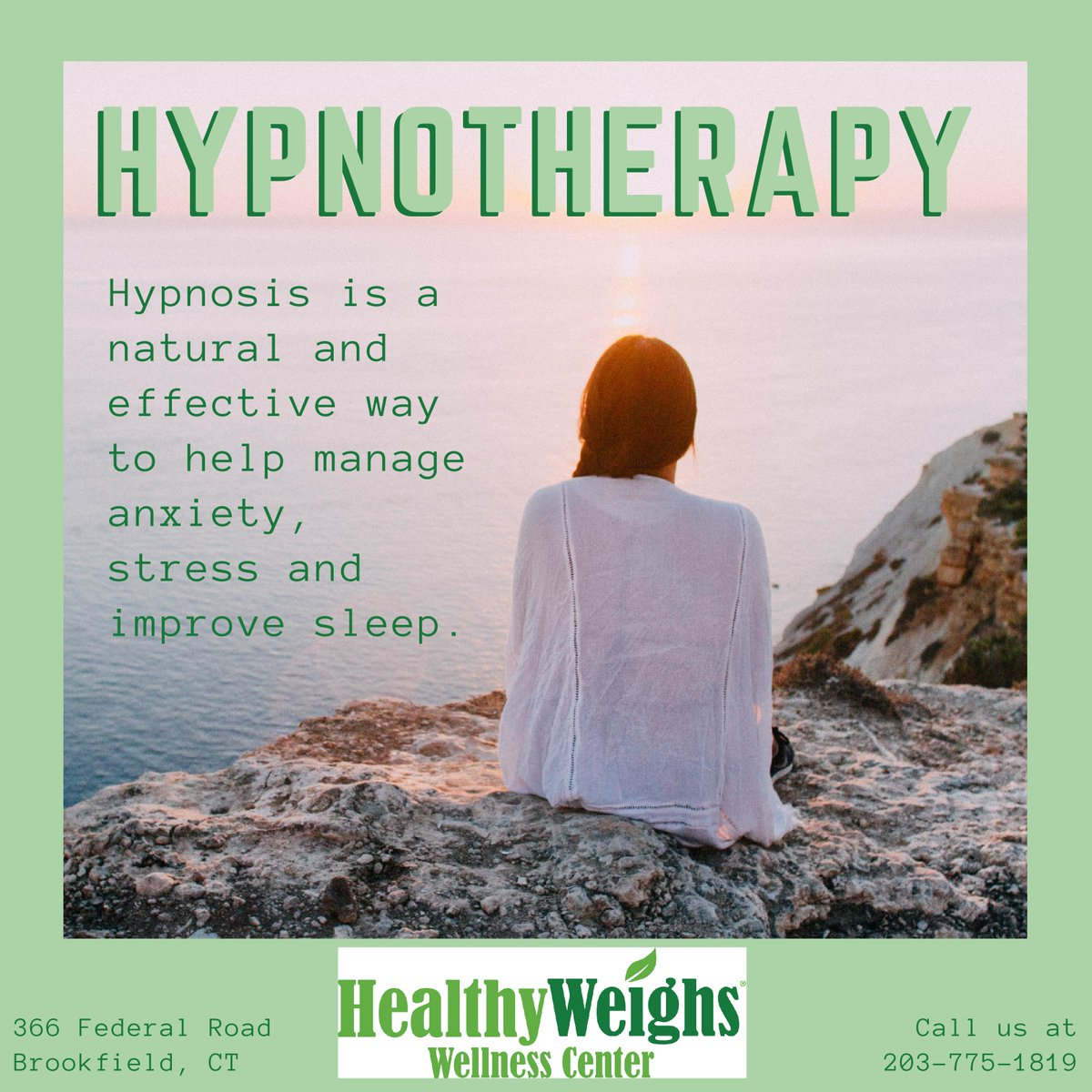 #hypnosis #hypnosisworks #hypnosissaturdays #hypnotherapy #subconsiousmind #relaxedstate #badhabits #sleepdisorders #quitsmoking #phobia #meditation #love #mindfulness #peace #spirituality #life #healing #zen #consciousness #energy #healthyweighswellnesscenter