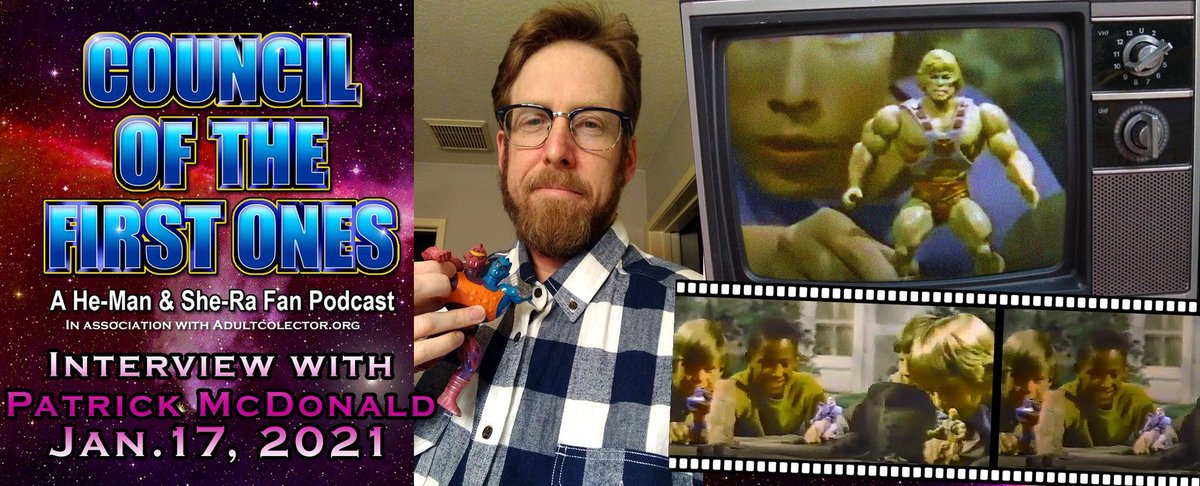 After three decades, one of the child actors from the 1980's Masters of the Universe commercials has reconnected with the MOTU community!  - #heman #motu #mastersoftheuniverse #mattel #toycommercial #toys #actionfigures #grewupinthe80s #hollywood