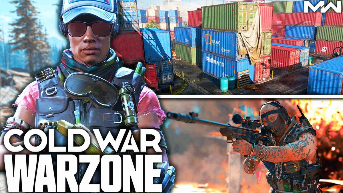 WhosImmortal - Today we got new updates in #Warzone, #BlackOpsColdWar, and #ModernWarfare, including some new modes and a new operator!  Here's everything that changed 👉