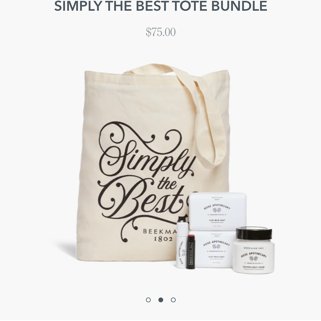 🌹🌹RT @clbates4584: Just ordered my official @SchittsCreek tote from @Beekman1802Boys! I'm so excited for it to arrive! @danjlevy https://t.co/IUdLu7X422