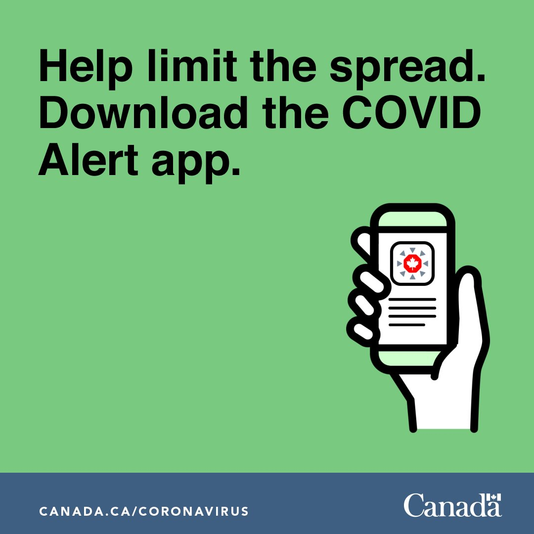 Most of us are feeling pandemic fatigue but it's so important to follow public health guidelines, physical distance & wear masks. If you're in Canada please download the #covidalert app. Let's all keep each other safe. ❤️– Celine xx… @GovCanHealth 👉🏼