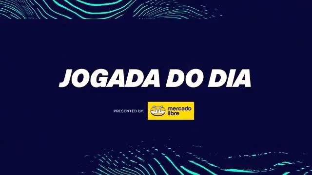 Essa foi a jogada do dia na Global Series América do Sul (PS4), apresentada por @MercadoLivre  ✨ Um passe espetacular do @Tore77_  #FGS21⚽