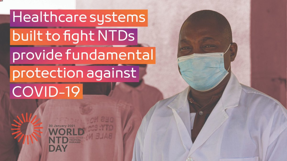 Global attention has been focused on #COVID_19 🌍 but the crisis has also diverted resources and attention away from other critical global health issues like NTDs, further exacerbating the health risks to already vulnerable populations. 💉 🏥 #EndTheNeglect #HealthForAll