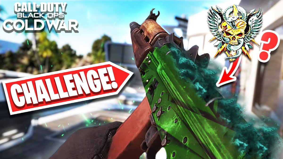 Priestahh - THEY CHALLENGED ME TO GET A NUKE! - BLACK OPS: COLD WAR