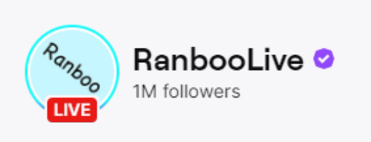 been here since 10k- i'm so proud :,) #ranboo1mil