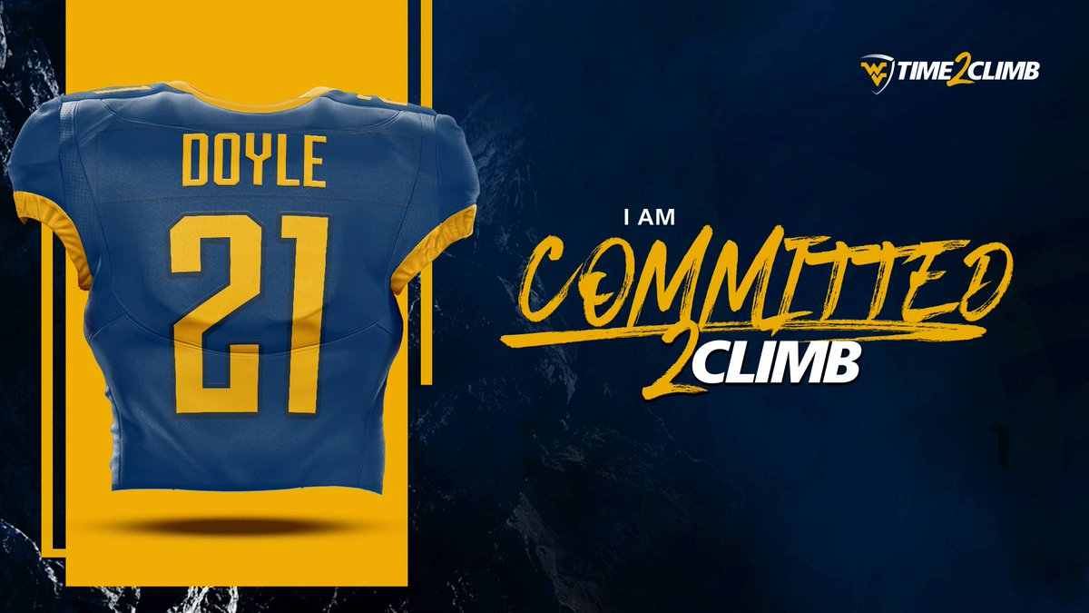 Let's go WVU Football.  Can't wait till Next season.  Trust the Climb #Time2Climb @WVUSports @JohnAntonik @WVUfootball @PatMcAfeeShow @smokingmusket @TheSignalCaller https://t.co/hiBLwF7yHq