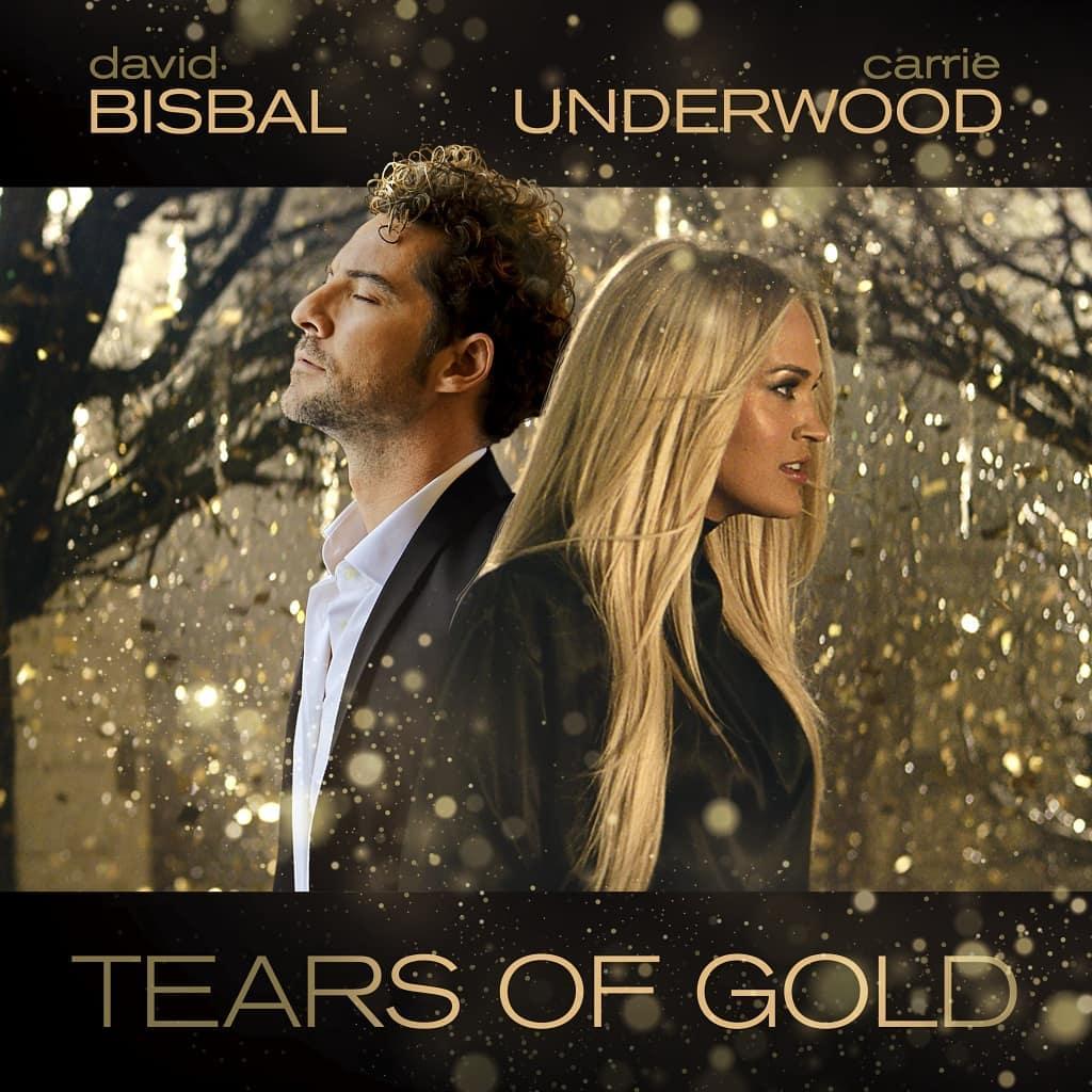 Propongo a #TearsOfGold de @davidbisbal & @carrieunderwood como candidata a entrar en la lista #Del40Al1CocaCola @Del40al1_es