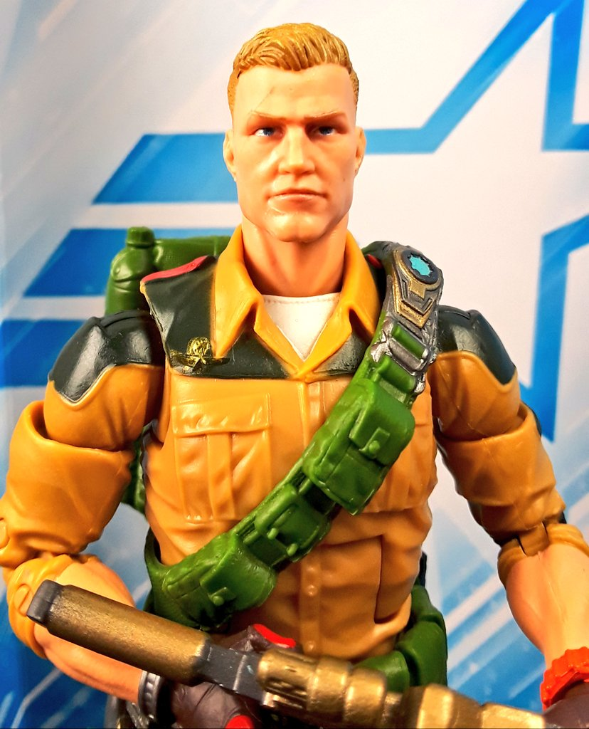 """Watch us unbox & review the G.I. Joe Classified Duke 6"""" Figure by @Hasbro   Be sure to 👍& #subscribe   #ad #GIJoe #GIJoeClassified #Duke #ARAH #YoJoe #Cobra #Hasbro #HasbroPulse #RetroToys #unboxing #toys #ToyPhotography #YouTubeVideo #actionfigures #ICYMI"""