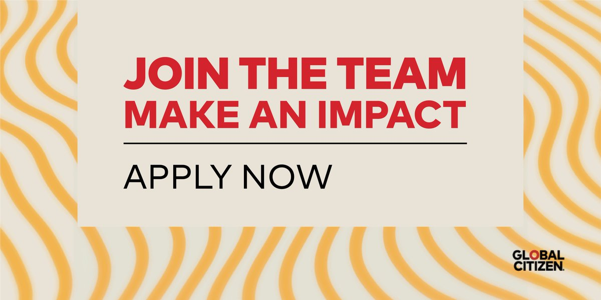 We're looking for talented people to join our team of passionate change-makers who are fighting to eradicate extreme poverty. Does that sound like you? Find the position that could be right for you, and help us make an impact! 👉