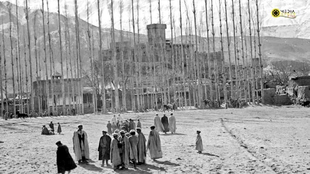 Replying to @The_North_Blood: Altit Fort, Hunza, Gilgit Baltistan.   Circa  1900s