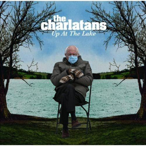 """Hey @Tim_Burgess - time to line @BernieSanders up for a @thecharlatans """"Up At The Lake"""" #TimsTwitterListeningParty!"""