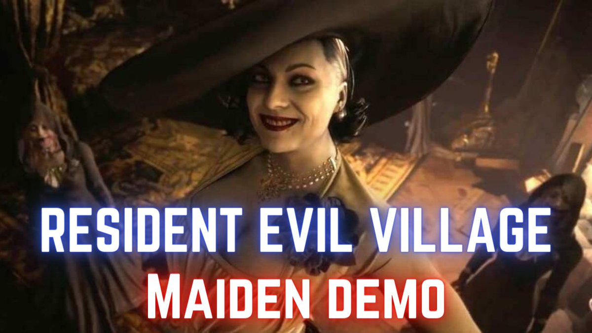 #ResidentEvilVillage maiden demo. Short but a good showcase on how village will look #ps5