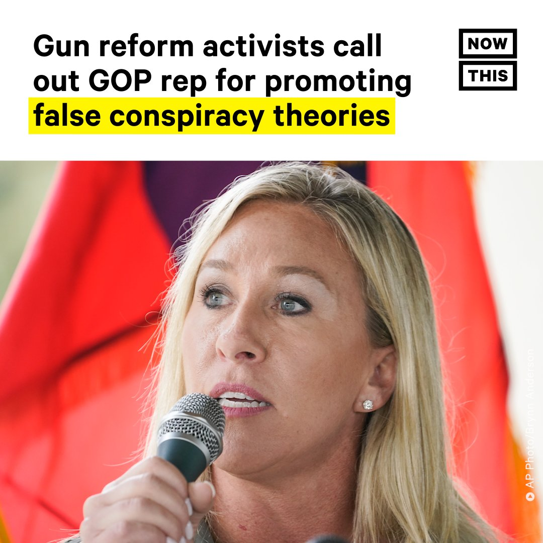 According to Media Matters, Facebook posts from 2018 appear to show QAnon believer Rep. Marjorie Taylor Greene (R-GA) agreeing with debunked conspiracy theories about deadly mass school shootings.