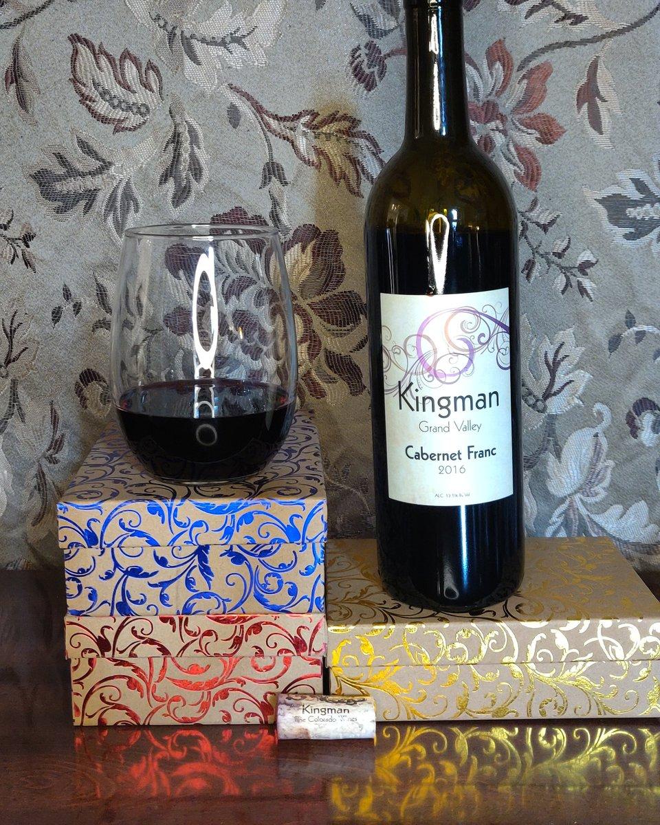 #selfcare # redwine #kingmanwine #cabernetfranc  #winelover #wimetime #happyhour