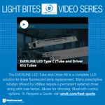 Want to learn more about Type C LED Tubes (Tube and Driver kits)?  Visit https://t.co/BM9fZ5UCPg  #ult #ledupgrade #connectedsolutions #IoTsolutions #tubeanddriver