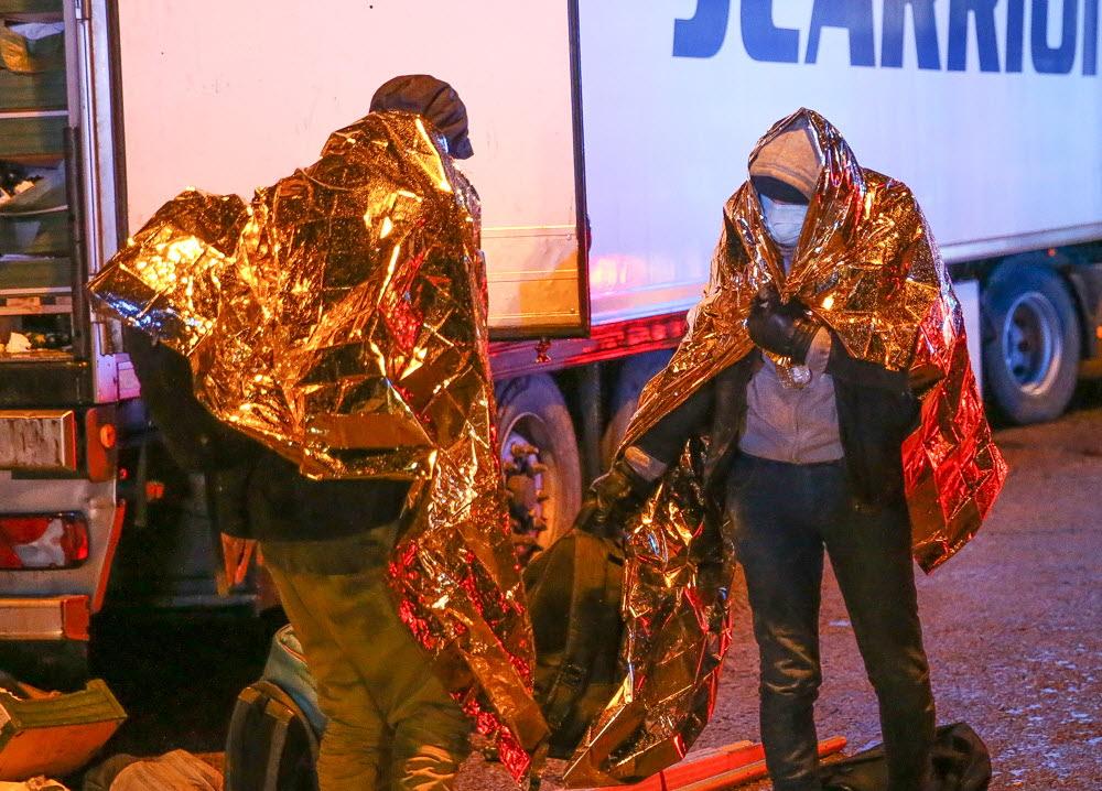 A4 : un camion frigorifique arrêté avec huit migrants à bord  à hauteur de Moineville (Meurthe-et-Moselle) ▶ https://t.co/Yy7LVUgOPV https://t.co/pKeb8ZbMDR