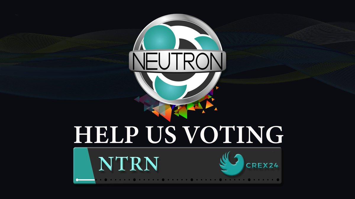 Tweet by @Neutron_Crypto