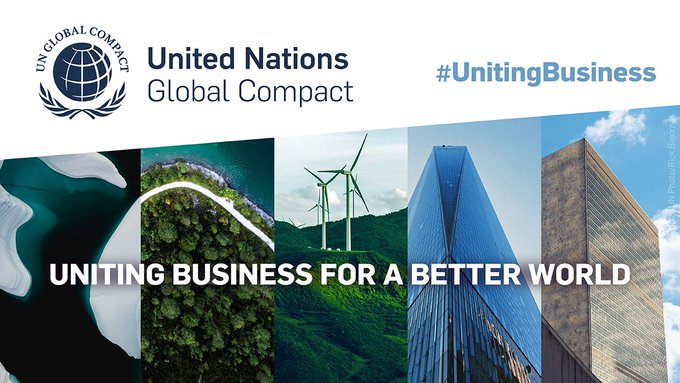 The @GlobalCompactNG is one of 69 @globalcompact Local Networks around the world, working to advance the #TenPrinciples and the #GlobalGoals.  Follow and/or join the Network, to access free sustainability training and support, and get involved: