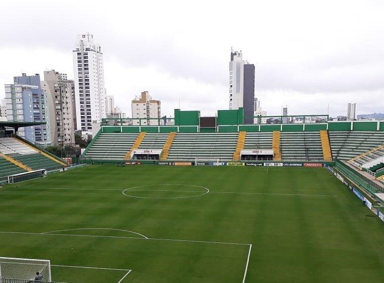 🏆 Brasileirão Série B - 36ª rodada ⚽ Chapecoense x Ponte Preta 🏟 Arena Condá  ⏰ 17h45 📺 SporTV e Premiere https://t.co/o1l2nbwVUt
