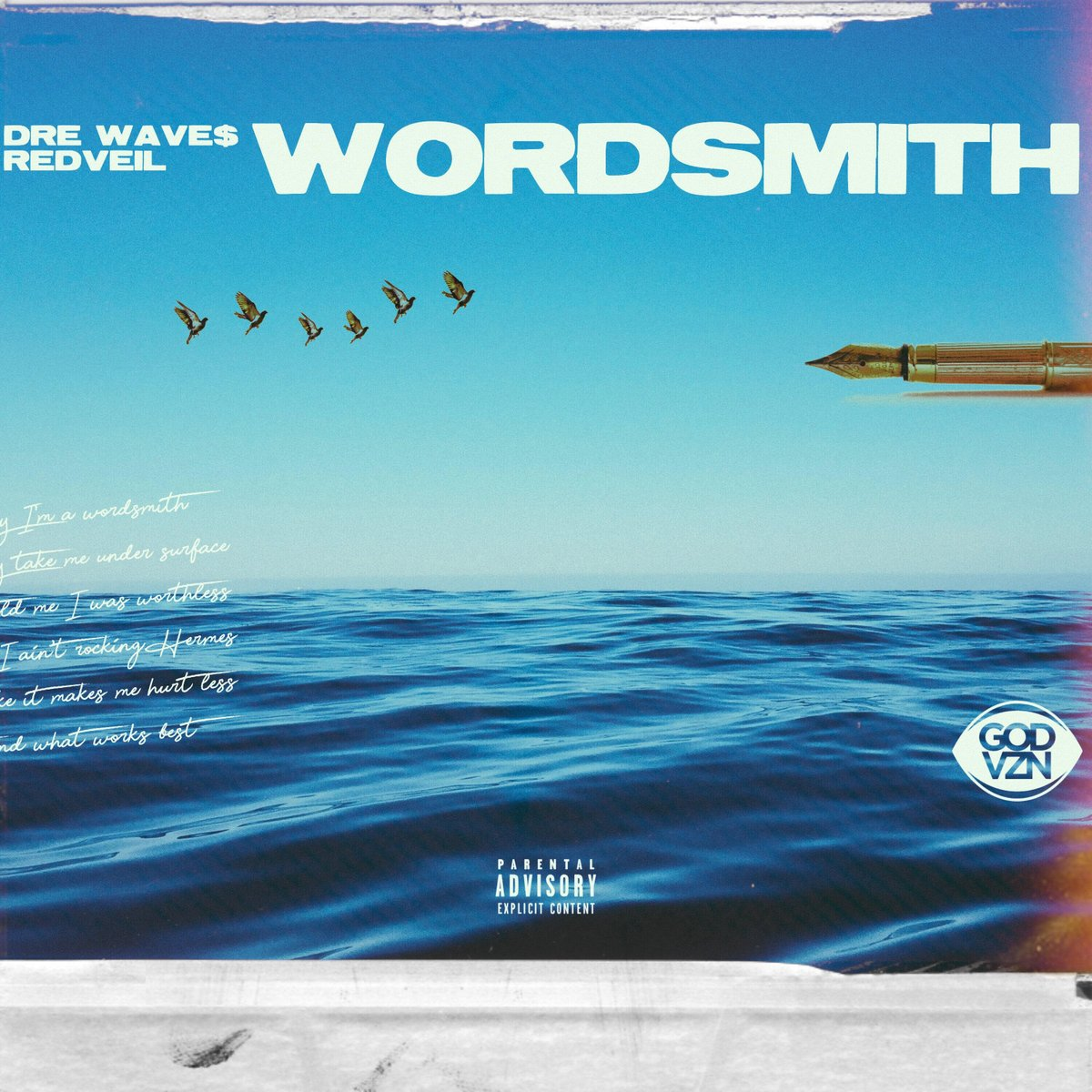 "DMV rapper Dre Wave$ teamed up with @redveil to deliver an infectious new track called, ""Wordsmith""    [@wave_dre]"