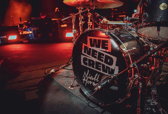 @WeNeedCrew have a  campaign to help raise money, awareness and give UK touring crews, that are the backbone to the live touring industry, support during this pandemic. Visit their website  for more info. Click here to donate.