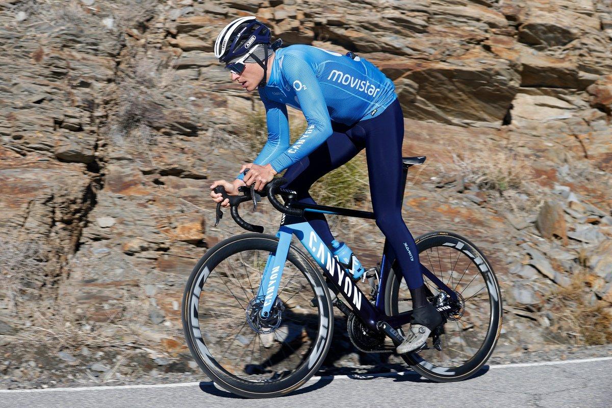 5e du #TDF2020 et de #LaVuelta20 , Enric Mas disputera de nouveau cette année le Tour de France et le Tour d'Espagne. 🇪🇸   #TDF2021 #LaVuelta21 #cyclisme #ciclismo #cycling https://t.co/PWLdFm6fxG https://t.co/Rxb8fNUWaV