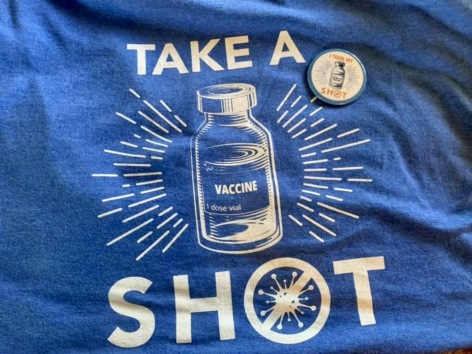Not being offered in Kentucky for my age group/classification status yet, but I look forward to rolling up my sleeve as soon as my turn comes. Thank you #science !!! #TakeAShot  to stamp out #covid19 and protect yourself, your family, neighbors, and colleagues. #vaccineswork