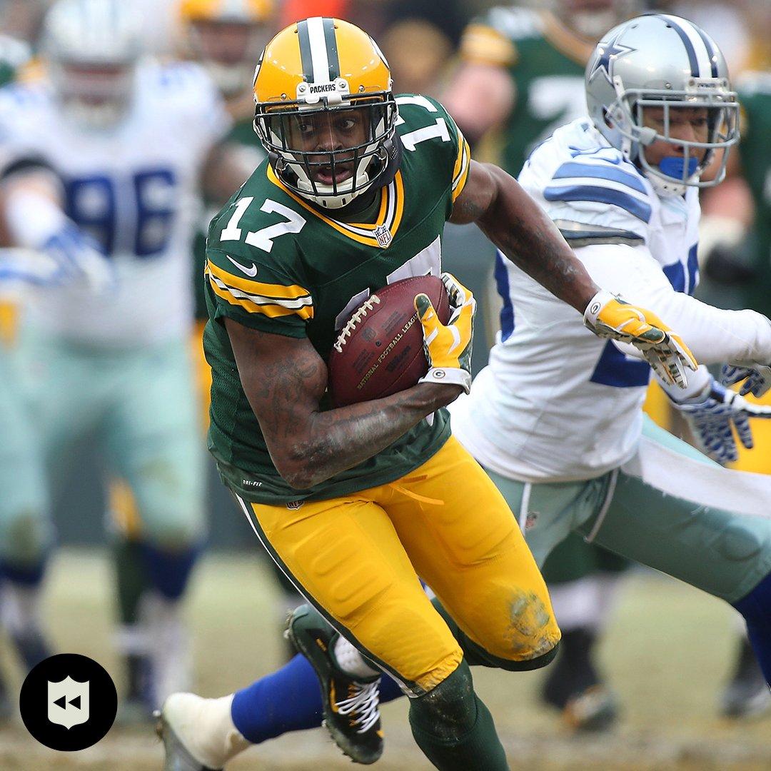Rookie @tae15adams. Where would you rank him among the 2014 WR draft class?  📺:#TBvsGB— Sunday 3:05pm ET on FOX 📱: NFL app // Yahoo Sports app