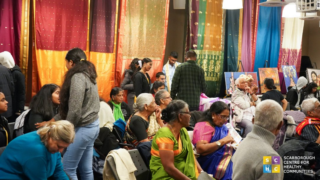 Here's a #TBT to last year's #TamilHeritageMonth celebration. Although it won't be in person, you can still expect performances, games, talks, & more!   Register here:   . . #schc #scarborough #youth #scarbto #pongal #community #tamilculture #tamil