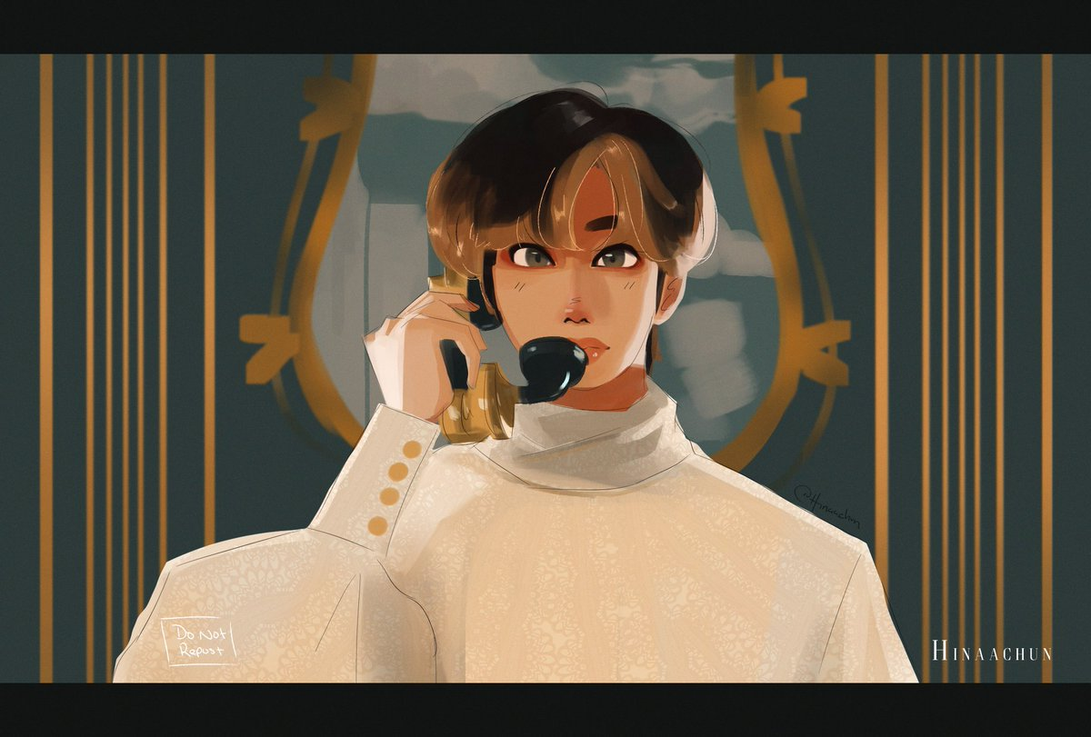 RING RING HELLO?! It was Hyungwon's Birthday! I'm so sorry it's late 😭  @OfficialMonstaX #HYUNGWON #HBDtoHYUNGWON #MONSTAX #monstaxfanart