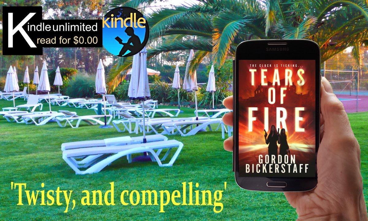 'Terrible twins with a terrorist plan that seems unstoppable. Great stuff!'  #ThrillerFan #KindleUnlimited #ian #IndieBookBlast #bookish #bookworm